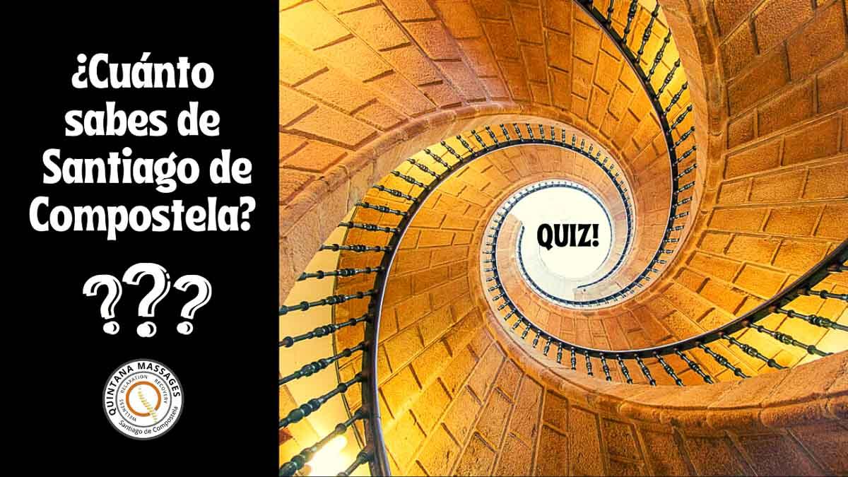¿Cuánto sabes de Santiago de Compostela?